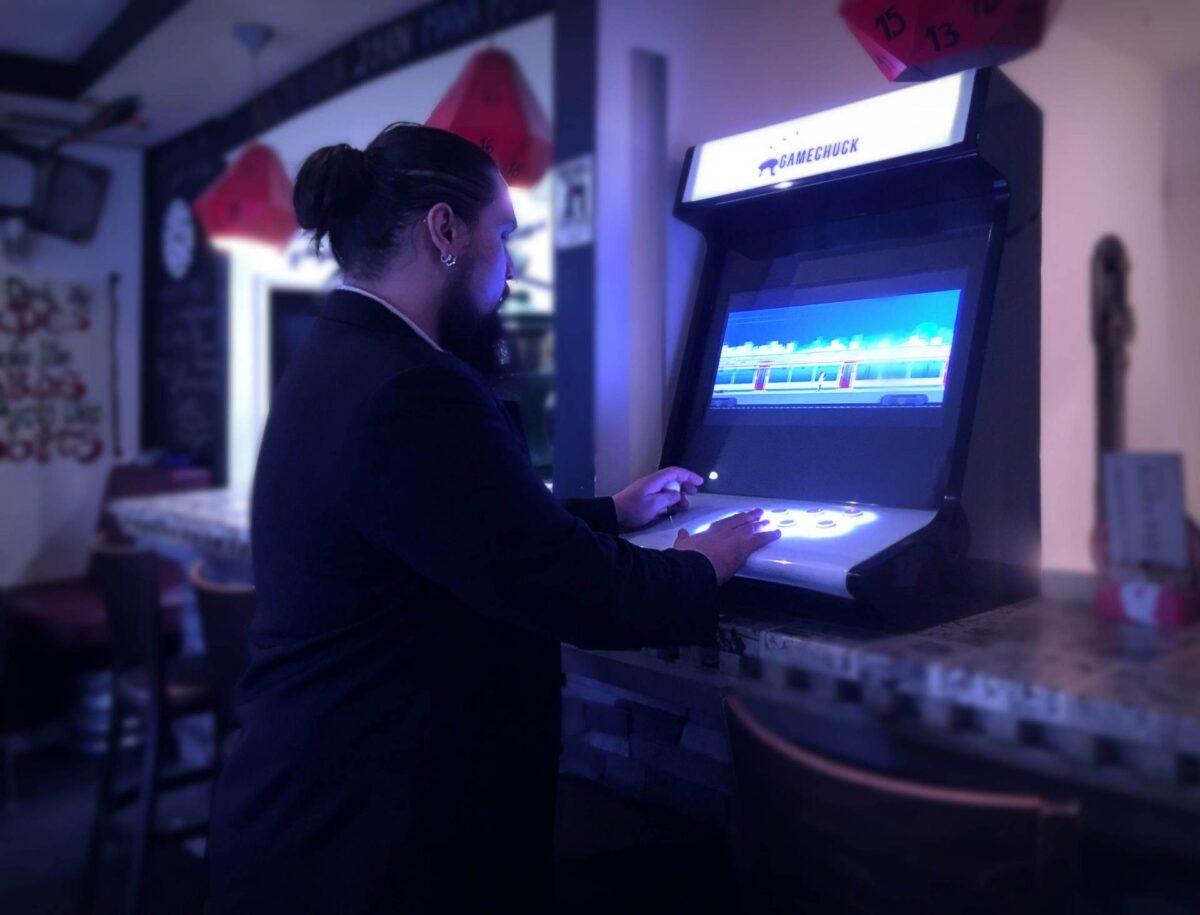 The Gamechuck Arcades